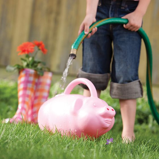 Babs the Pig Watering Can