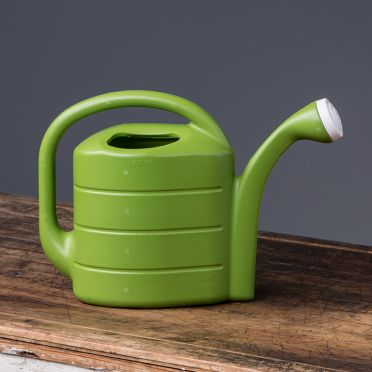 2-Gallon Deluxe Watering Can, Green
