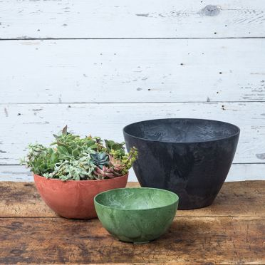 Napa Bowl Planter